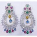 AD Designer Pearl Earring Set