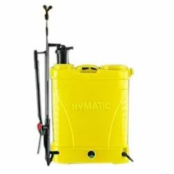 Dual Mode Battery & Manual Disinfectant Sprayer