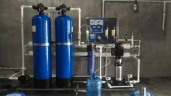 School Water Treatment Plant