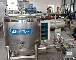 SS Ageing Tank
