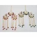 Party Wear Kemp Jewellery Earrings