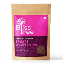 Bliss Tree Ragi Vermicelli Finger Millet, Packaging Size: 150 G