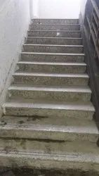 Stair Marble Fitting Work