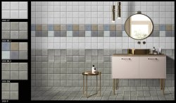 12x18 Inch Ceramic Wall Tiles
