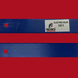 Electric Blue Edge Band Tape