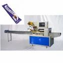 Chocolate Flow Wrap Pouch Packing Machine