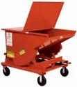 Loader Trash Hopper, Weight Capacity: 450 Kg