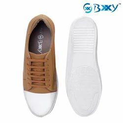 Mens High Fashion Plain Casual Shoes, Size: 6-10