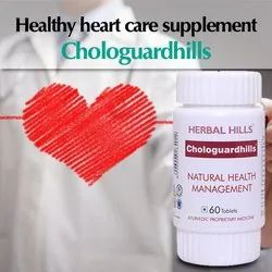 Chologuardhills - Heart Care Herbal Supplement - 60 Tablets