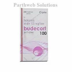 Budecort 100mcg inhaler