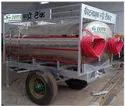 Spray tanker