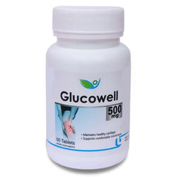 Glucowell Glucosamine MSM and Chondroitin 500mg Tablets