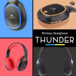 Zebronics Thunder Headphone