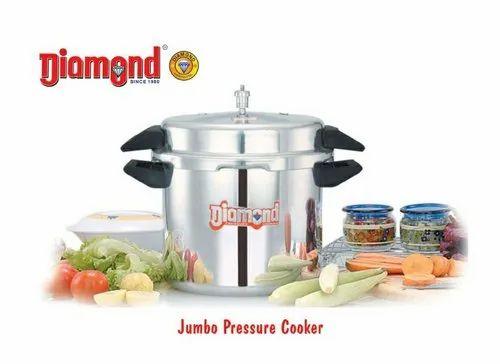 16 ltr Aluminium Jumbo Pressure Cooker