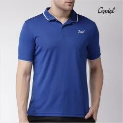 Dri Fit Premium Sports Collar T-Shirt for Men