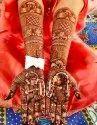 Bridal Full Hand Mehndi Making Services