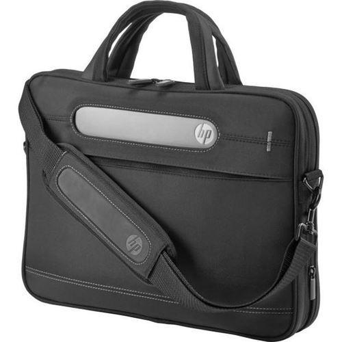 aff96994e HP Case / Laptop Bag/ F3w15aa, Unisex Leather Laptop Bag - Enfotech ...
