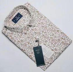 Full Sleeves Printed Print Shirt
