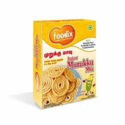 Foodix Instant Murukku Mix, Packaging Type: Box, Packaging Size: 500g