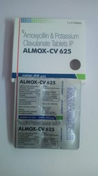 Almox-CV 625 Tablet