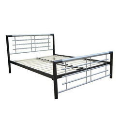 SS King Size Stainless Steel Bed Frame