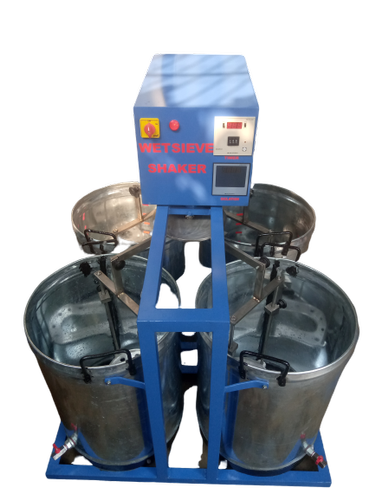 Wet Sieve Shaker