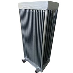 Omkar Aluminium Oval Tube Heat Exchanger