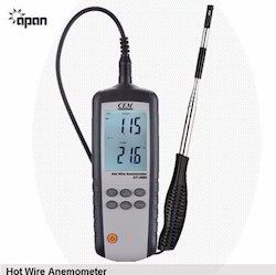 Hot Wire Anemometer