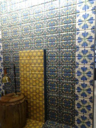 Aamphaa Gloss Tile Design For Bathroom, Bathroom Tile Shower