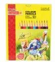 Wood 12 Piece Camlin Colour Pencil, For Drawing