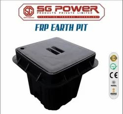 FRP Earth Pit