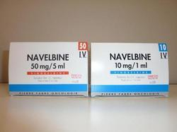Navelbine 50mg Injection (also available in 10mg)