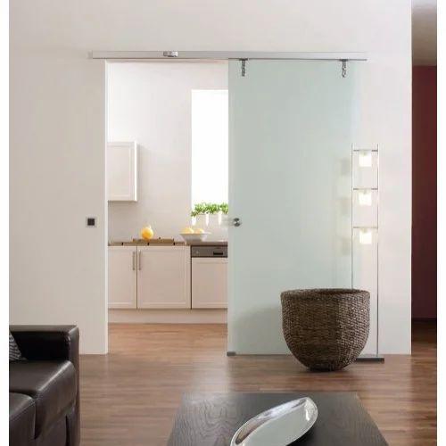 Glass Dorma Automatic Sliding Entrance Door & Glass Dorma Automatic Sliding Entrance Door | ID: 3473852048