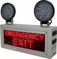 Industrial Emergency Light- EM EX LED18