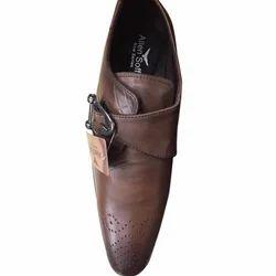 Mens Designer Leather Shoes, Size: 9 (U.K.)