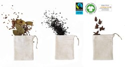Organic Cotton Tea Bag