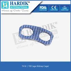 Tlif  Cage (Kidney Cage)