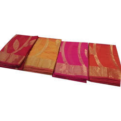 Ladies Kora Silk Saree