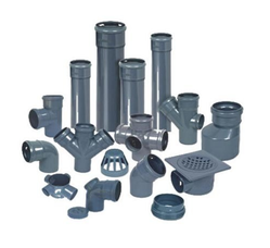 SWR Fittings, for Structure Pipe