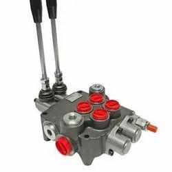 CI 350 bar Hydraulic Hand Lever Valve