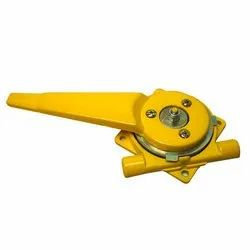 JCB Accelerator lever cable