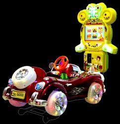 3D Video Car Kiddie Ride