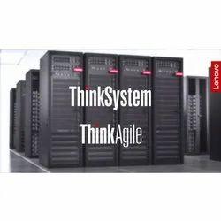 Lenovo ThinkSystem and ThinkAgile Data Center Solutions Server