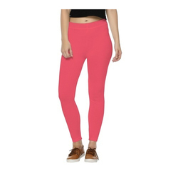 Wild Crust Straight Fit Casual Zipper Legging, Size: 28 - 36
