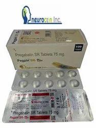 Pregabalin 75 Mg