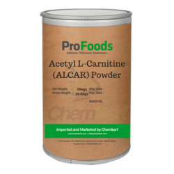 ProFood Acetyl L-Carnitine (ALCAR), Packaging Type: Drum