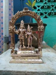 Lord Shiva With Mata Parvathi Devi 15 Inches