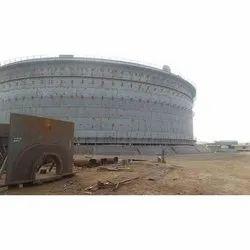 Storage Tank Steel Tank Fabrication Service, in Pan India
