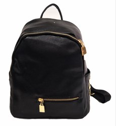 kids Black Backpack