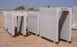 Slope Drain Concrete Blocks